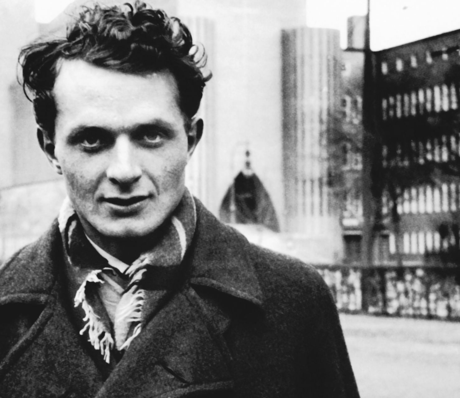 Stephen Spender poetry