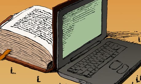 are books and the internet about to merge national association